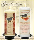 Graduation Candles - CandleZone.ie