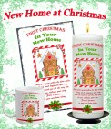 Personalised Christmas Candles for all the Family and Friends Candlezone.ie 01 4010303 Phone Now