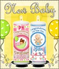 Baby Candles - CandleZone.ie
