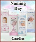 Naming Day Candles