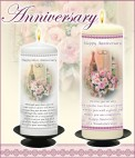 Anniversary Candles - CandleZone.ie