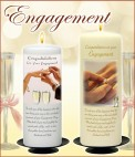 Engagement Candles - CandleZone.ie