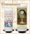Communion Candles - CandleZone.ie