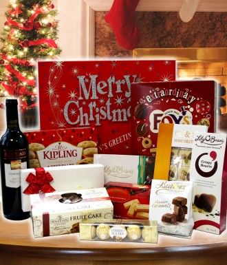 Hampers Hamper Christmas Ireland Irish