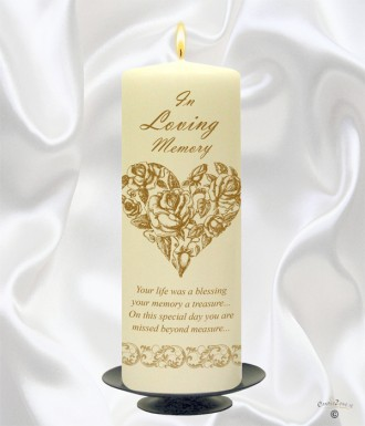 Welcome to our Personalised Candles for Weddings, Anniversaries ...