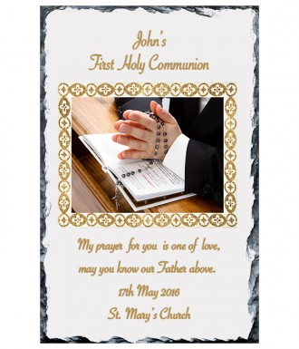 Welcome to our Personalised Communion
