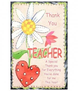 Thank You Teacher Candles Great Gift Ideas For Mam