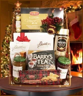 Hampers Hamper Christmas Ireland Irish