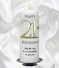 Personalised Birthday Candles
