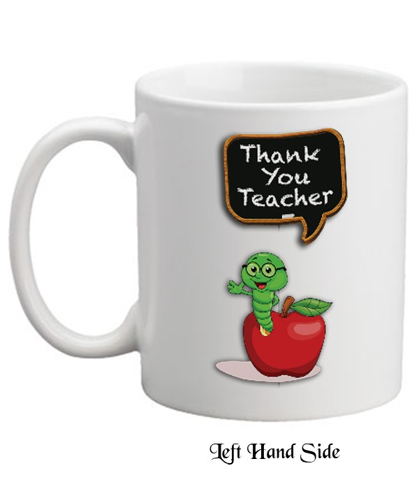 Thank You Teacher - Favourite Mug