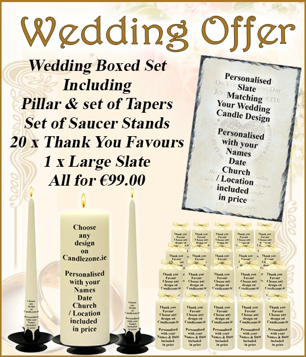 Wedding Package OFFER - €99.00