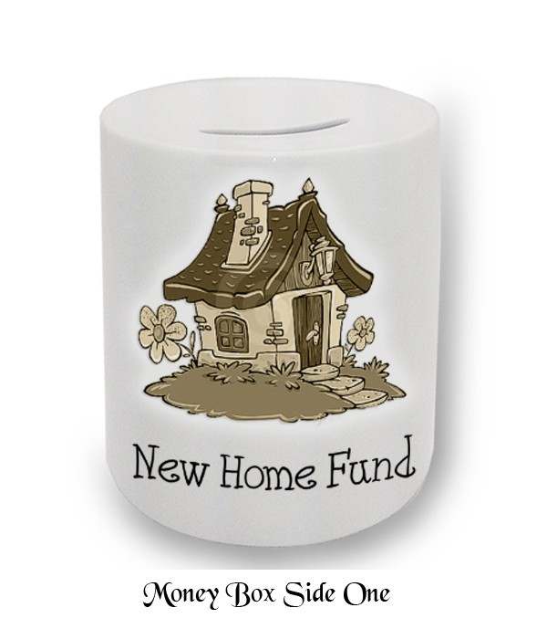 Big House Money Box