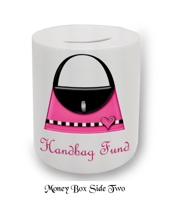 HandBag Money Box