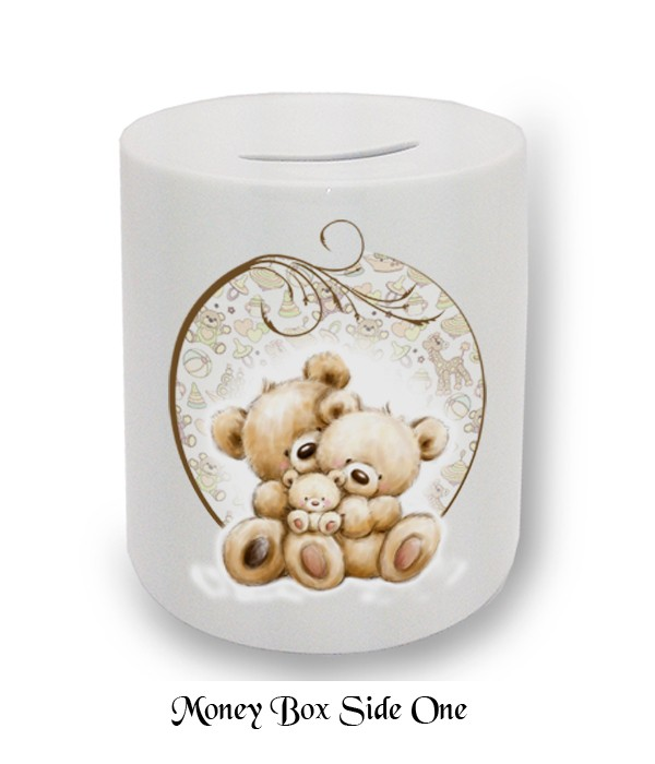 General Christening Money Box