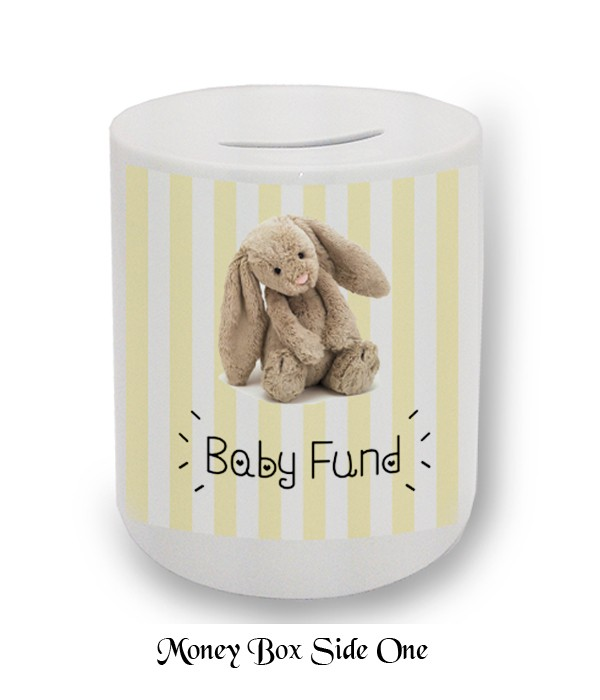Baby Bear Money Box
