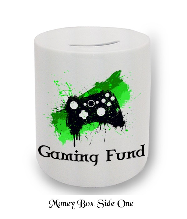 Gaming Money Box